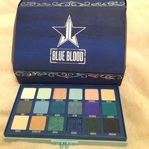 BNIB-JS Blue Blood palette